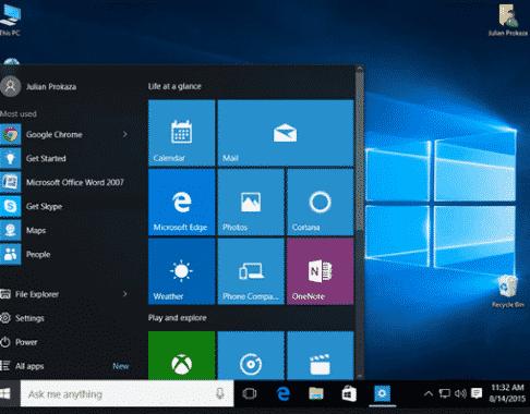 Cara Jitu Mengatasi Start Menu Windows 10 yang Sering Error