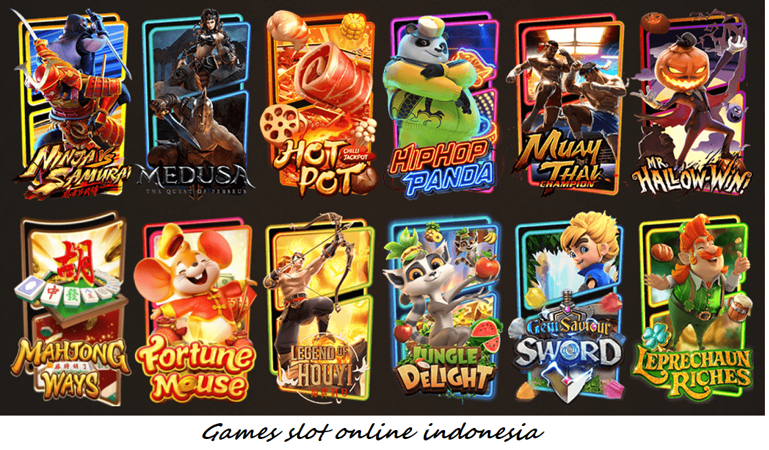 Games slot online indonesia